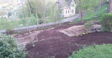 Zahrada pod Parkhotelem Smržovka VII
