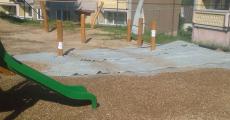 Přestavba dětského hřiště